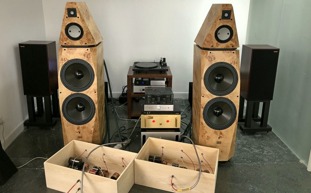 Crossover design in 2020 diy speakers hifi flat wire