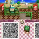 ミニ花壇 ピンク オレンジ ピンク ブルー しらたまだんご Animal Crossing Animal Crossing Qr New Leaf