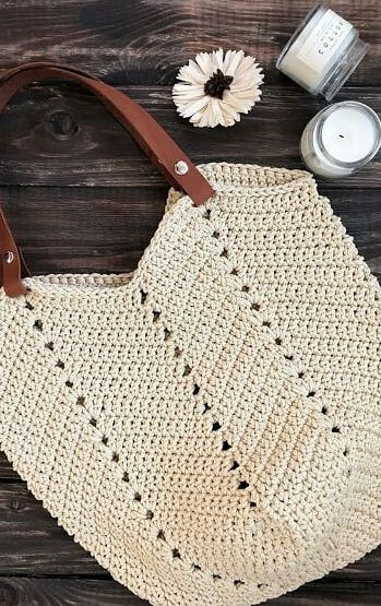 Meet the Spring with the Most Beautiful Crochet Bags Free Pattern! – Page 26 of 29 – hairstylesofwomens. com