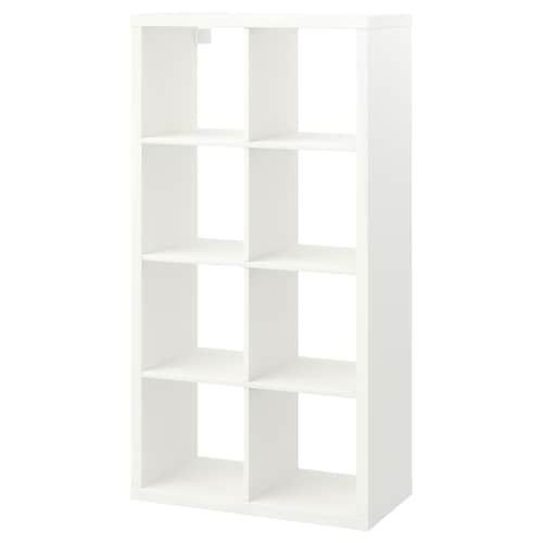 Etagere Blanc 77x147 Cm Kallax Etagere Kallax Ikea Ikea Et