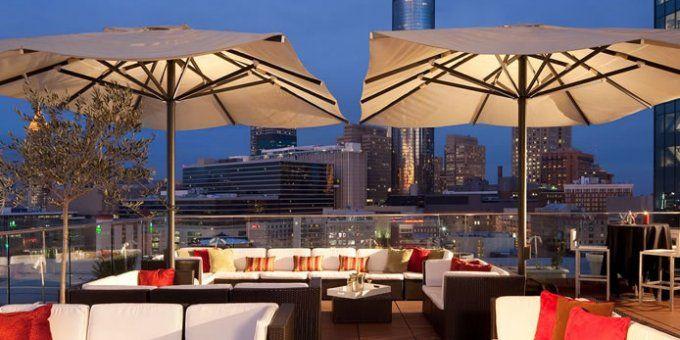 Atlanta S 11 Hottest Rooftop Restaurants Bars Atlanta Bars Rooftop Bar Rooftop Restaurant