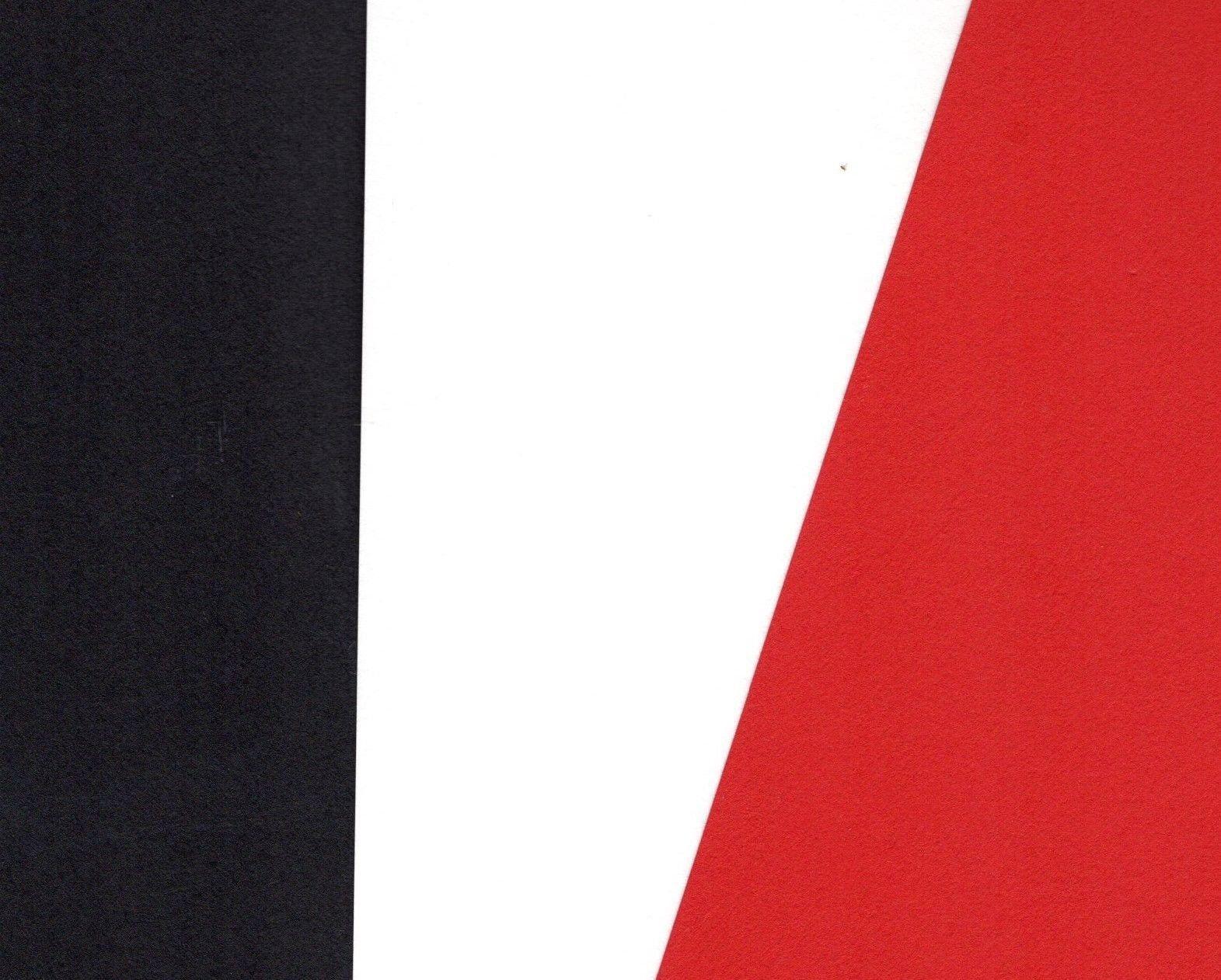 Mono Mix White and Grey 240GSM A4 CARD x 10 Black