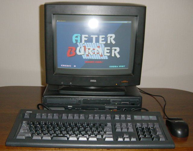 2b3855410 Sega Teradrive: Win95 PC + Megradive + Mega CD + 32X | Computer ...