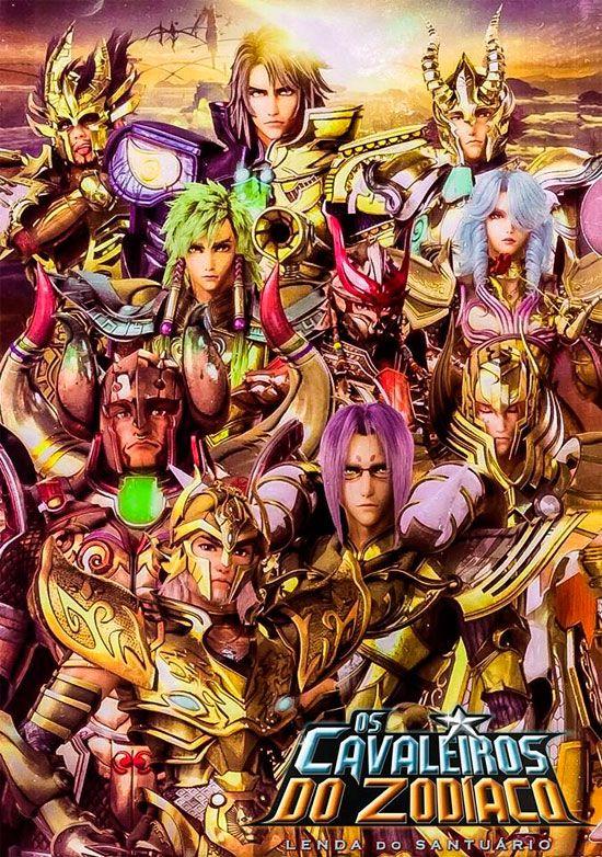 Saint Seiya Legend Of Sanctuary 3d La Pelicula El Proximo 21 De Junio Los Caballe Caballeros Del Zodiaco Capricornio Saint Seiya Seiya Caballeros Del Zodiaco