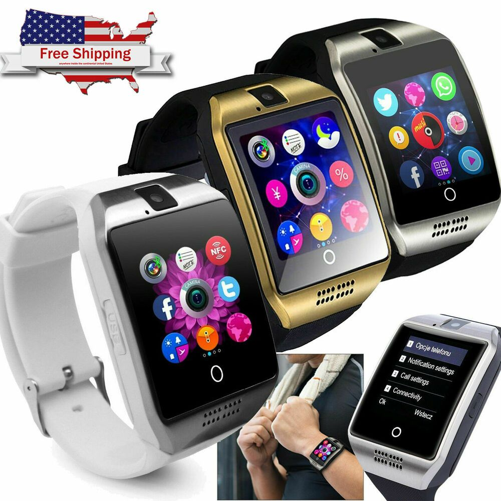 Details about Bluetooth Smart Watch Phone Mate For Samsung