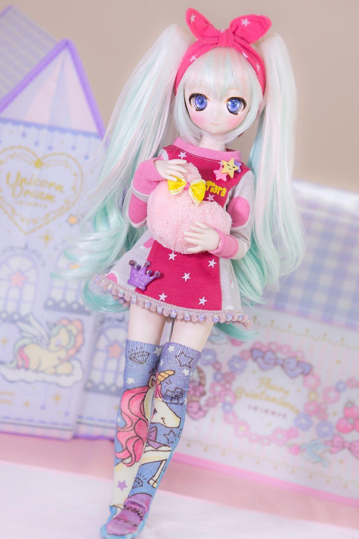 Dolfie dream anime doll kawaii pretty dolls cute dolls