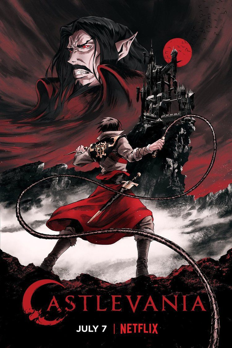 Pin by Nerdzombie on Castlevania Animation series, Anime
