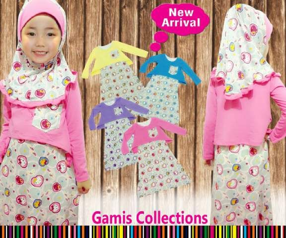 a962372273bca155f078b20b404f65c3 keikidscorner com baju anak perempuan baju muslim gamis,Model Baju Muslim Anak 3 Tahun