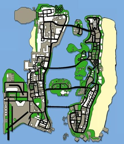Vice City in game Map | Gaming | San,reas cheats, Gta, Best ... San Andreas City Map on insurgent city map, san andreas airport, hancock city map, grand theft auto 5 city map, san andreas unique stunt jumps, san andreas art, san andreas movie, san andreas stunt jumps insane, san andreas unique jump 1, gta map,