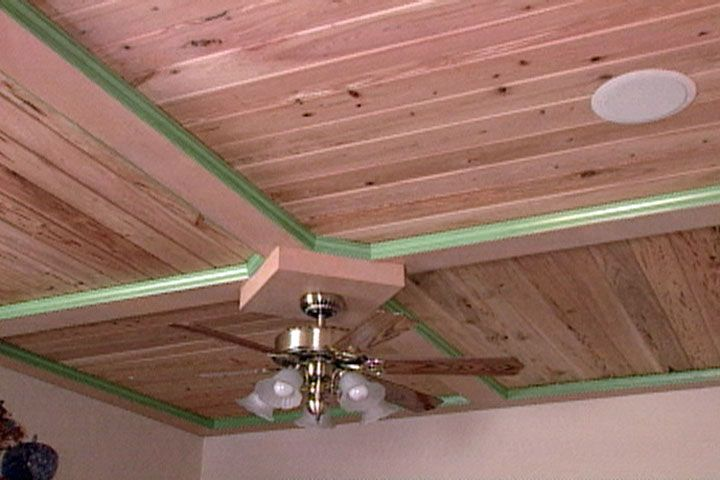 Best Learn How To Install Solid Wood Ceiling Paneling Diy 400 x 300