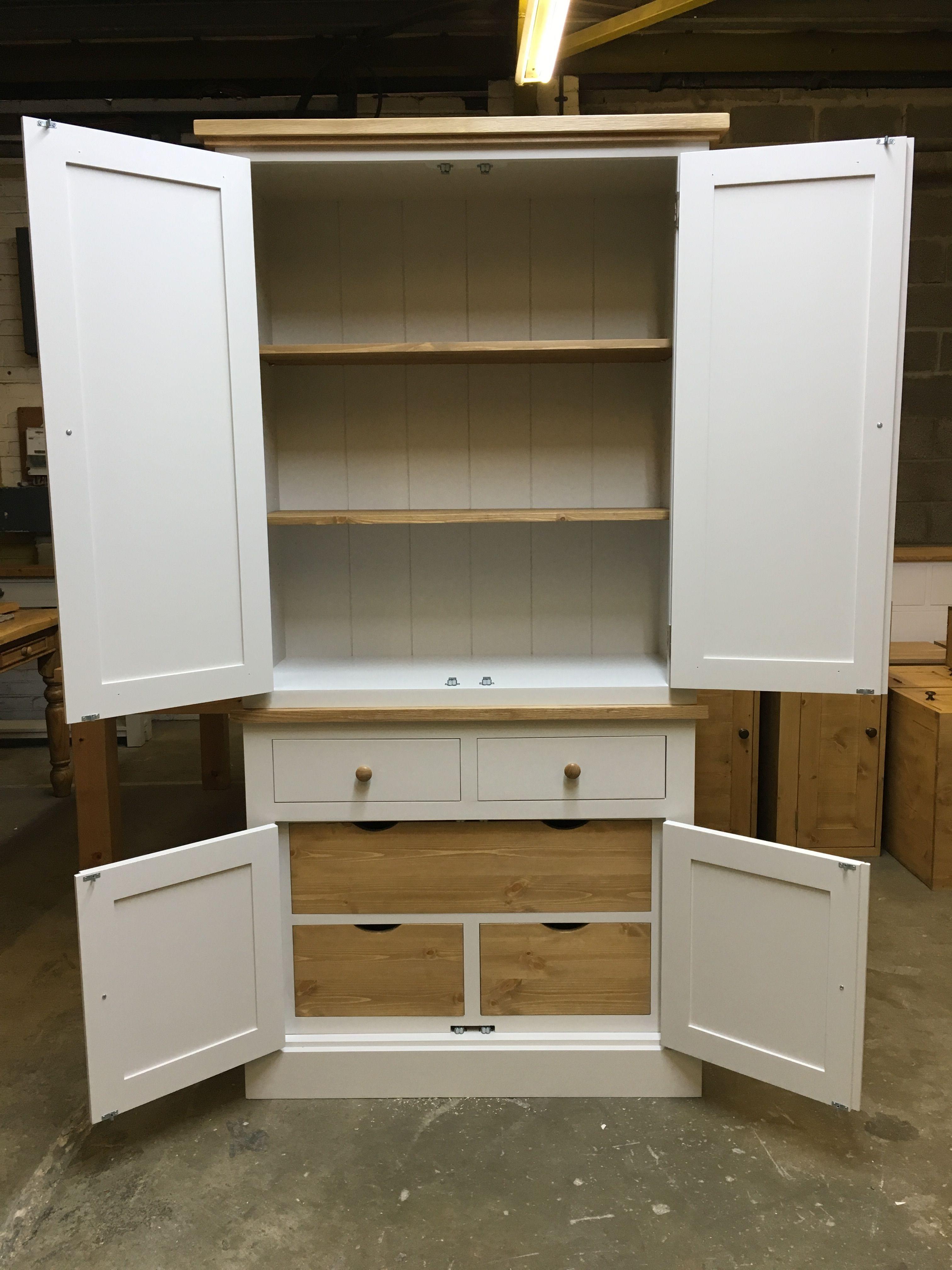 Kitchen Furniture Company: KitchenLarders Made To Order. Cobwebs Furniture Company