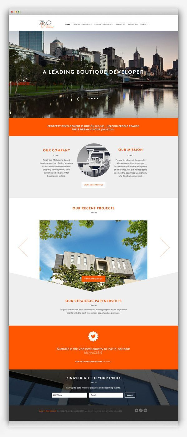 Ideas & Inspirations für Web Designs . Schweizer Webdesign http ...