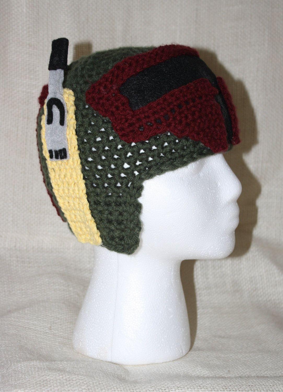 Star Wars Boba Fett EASY Crochet Pattern PDF - Infant, Toddler ...