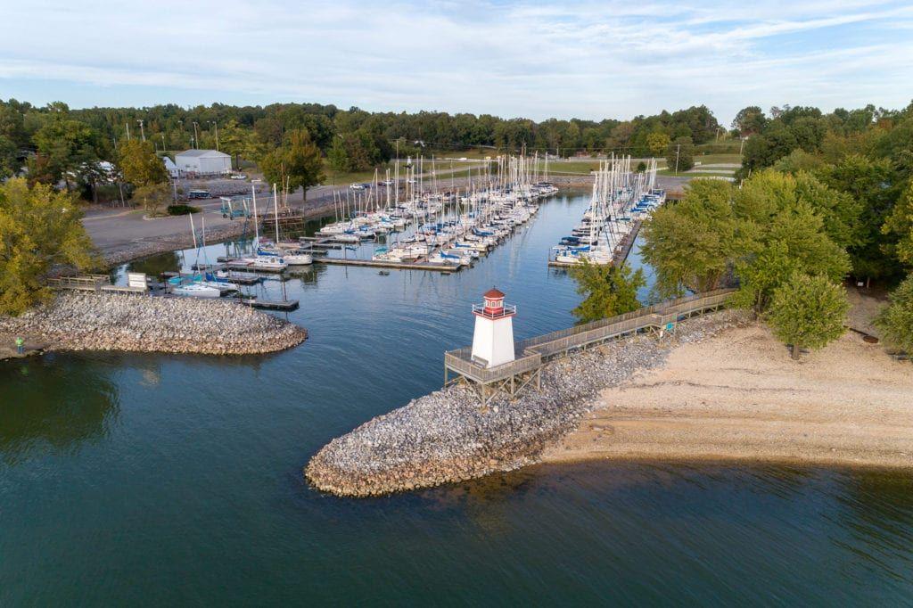 Lighthouse Landing Resort Marina Kentucky Lake Cabin Rentals Lake Lighthouse Lighthouse Landing Kentucky Travel