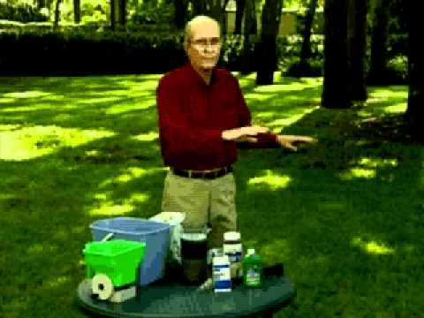 Jerry Baker S Year Round Lawn Care Spring Super Seeding
