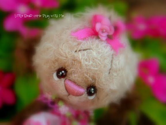 my little kewpie bear....(just playing around with my photography)....