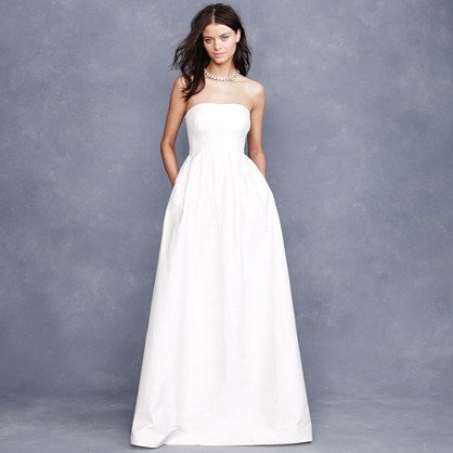 Lovely Bride This Past Weekend Wore This Dress She Looked Elegant Comfortable And Simply Bridal Minimalist Wedding Dresses Wedding Dresses Elegant Wedding Dress