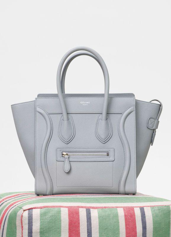 Micro Luggage handbag in baby drummed calfskin  b1323ef433bea