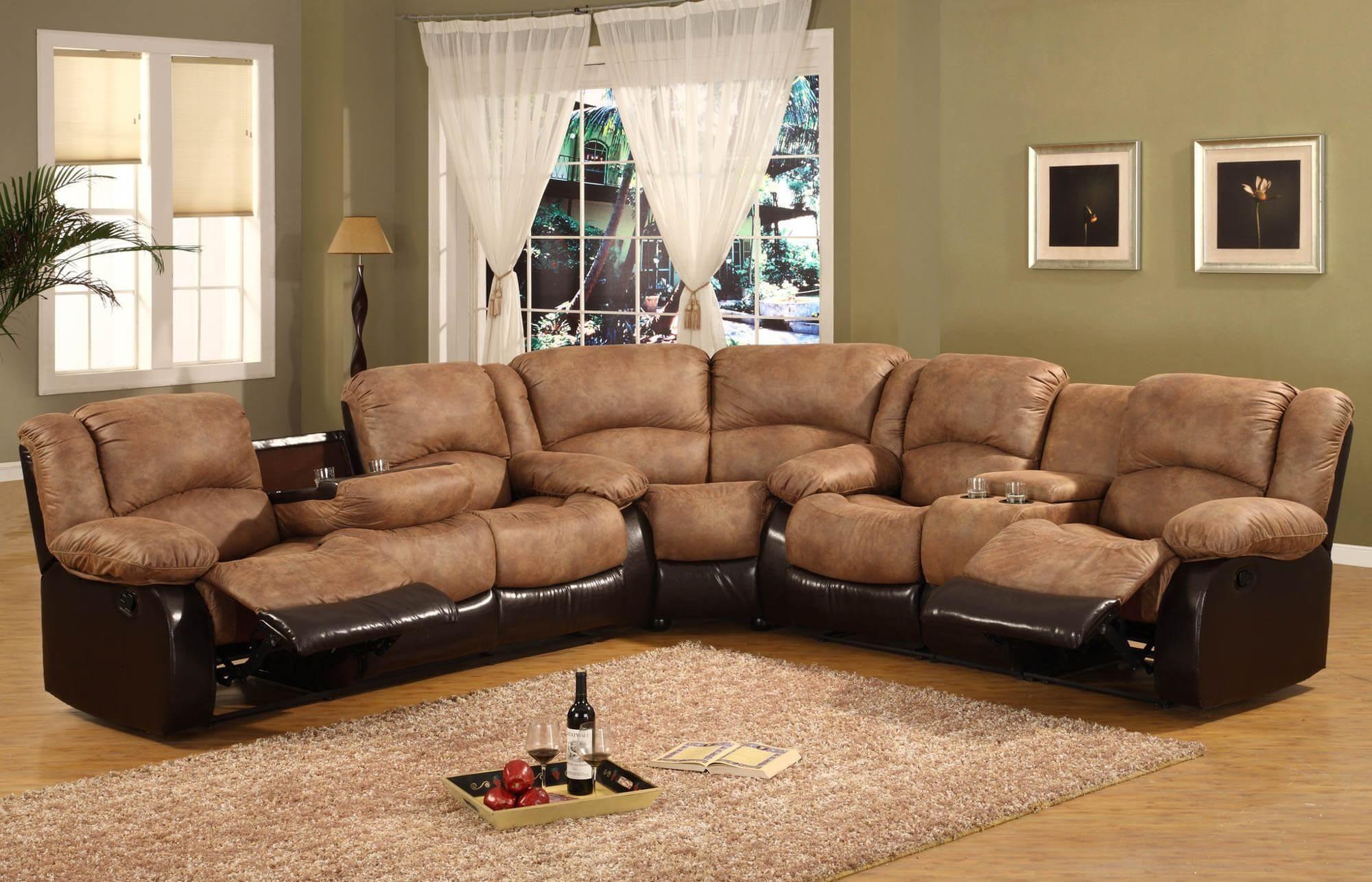Ideen von Soft Sectional Sofas Kommode Der Stil sollte Einfluss auf ...
