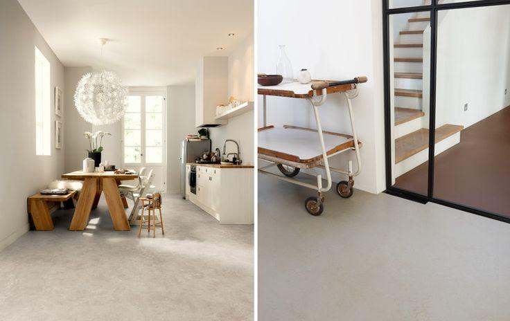Afbeeldingsresultaat voor novilon prima beton vloer