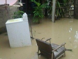 Onamet Mantiene Alerta Contra Inundaciones Repentinas