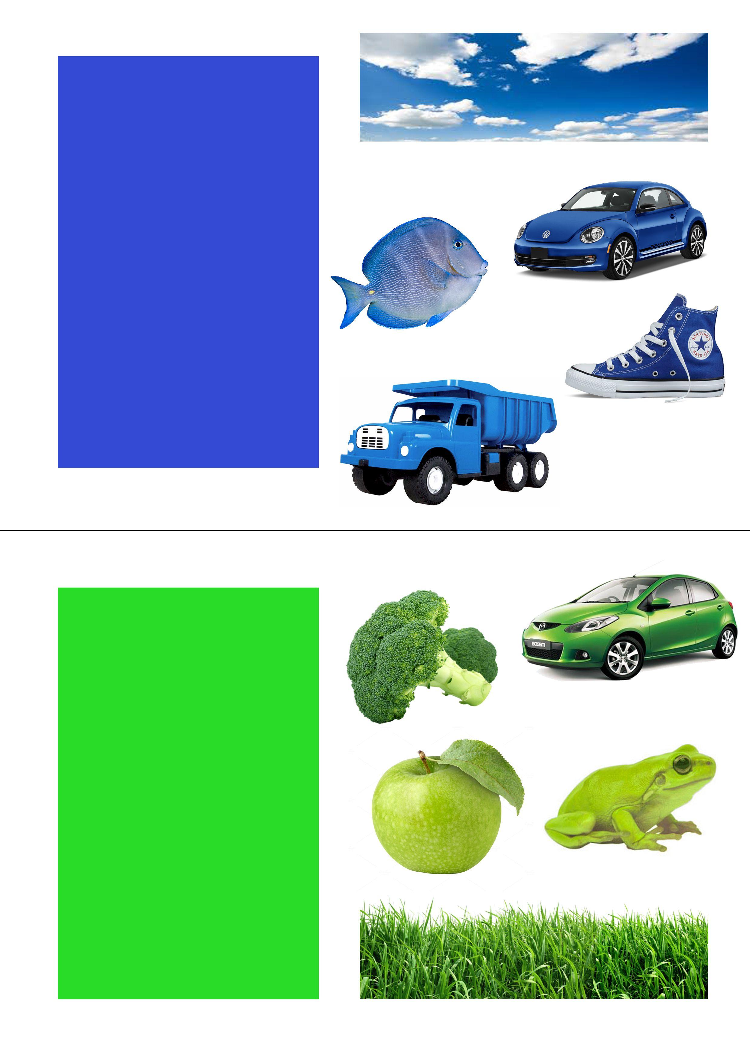 Bleu et vert | Mš2 | Pinterest | Montessori, Activities and Teaching ...
