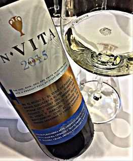 El Alma del Vino.: Bodegas Castillo de Sajazarra In Vita Blanco 2015