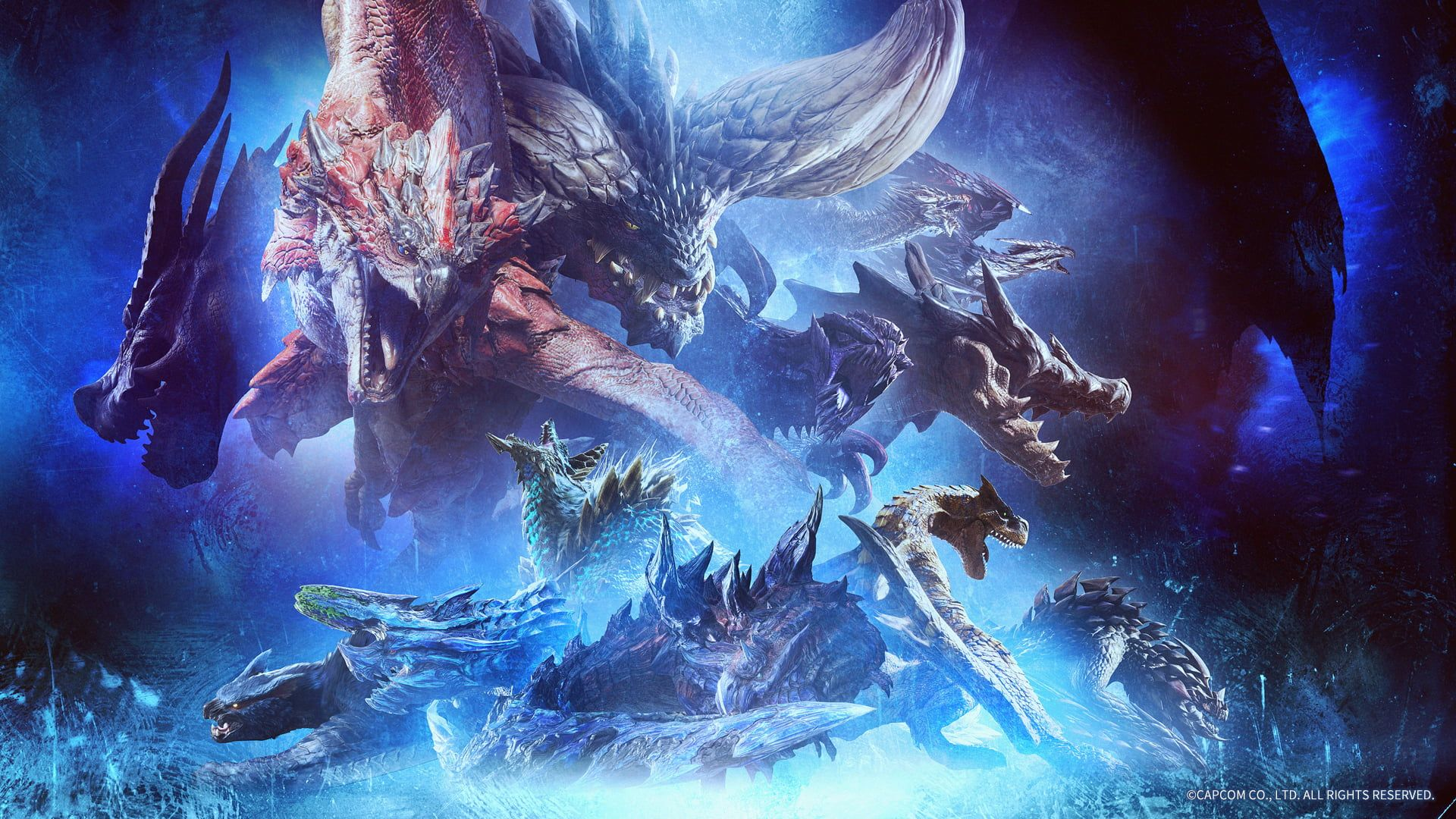 Video Games Digital Art Monster Hunter World Dragon Creature Capcom 1080p Wallpaper H In 2020 Monster Hunter World Wallpaper Monster Hunter World Monster Hunter