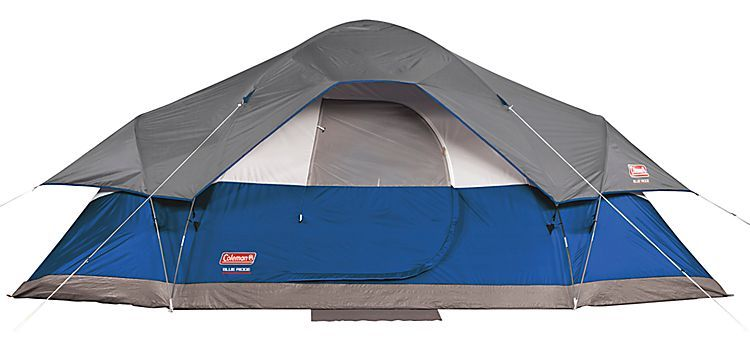 Coleman Blue Springs 8-Person Tent | Bass Pro Shops  sc 1 st  Pinterest & Coleman Blue Springs 8-Person Tent | Bass Pro Shops | CAMPING ...