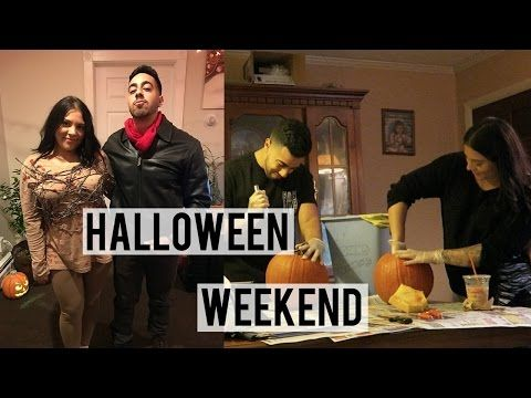 VLOG | Doing Halloween Stuff, Cooking Spaghetti Squash + New PR Makeup  I had a lot of fun last weekend visiting my family, carving pumpkins and celebrating Halloween! Plus, I made spaghetti squash for the very first time and opened …  http://LIFEWAYSVILLAGE.COM/cooking/vlog-doing-halloween-stuff-cooking-spaghetti-squash-new-pr-makeup/