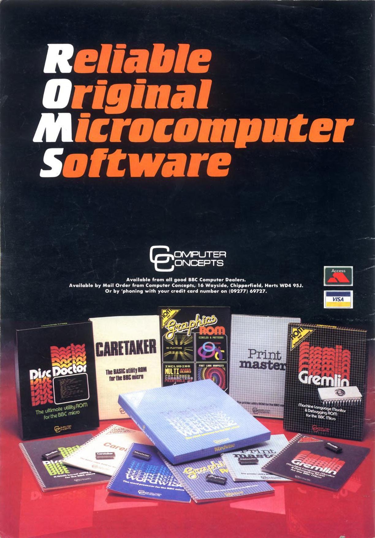 Reliable Original Software Print, Software