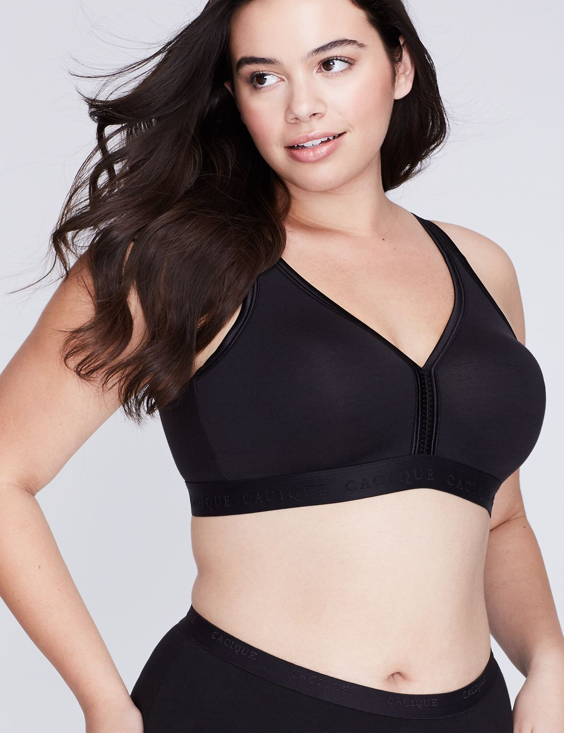 2ccda9492 Cotton Unlined No-Wire Bra