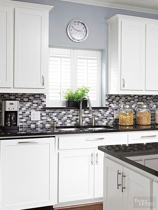 Glass Tile Backsplash Pictures Trendy Kitchen Backsplash