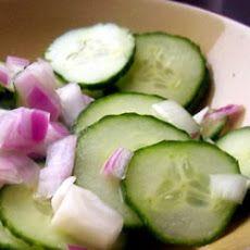 Cucumber Salad XXII Recipe