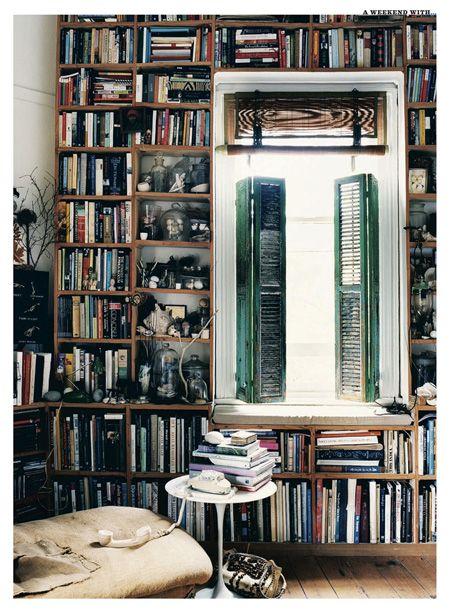 urgemütlich #Bücher #lesen #Bücherregal #Buch #Buchliebe #Design ...