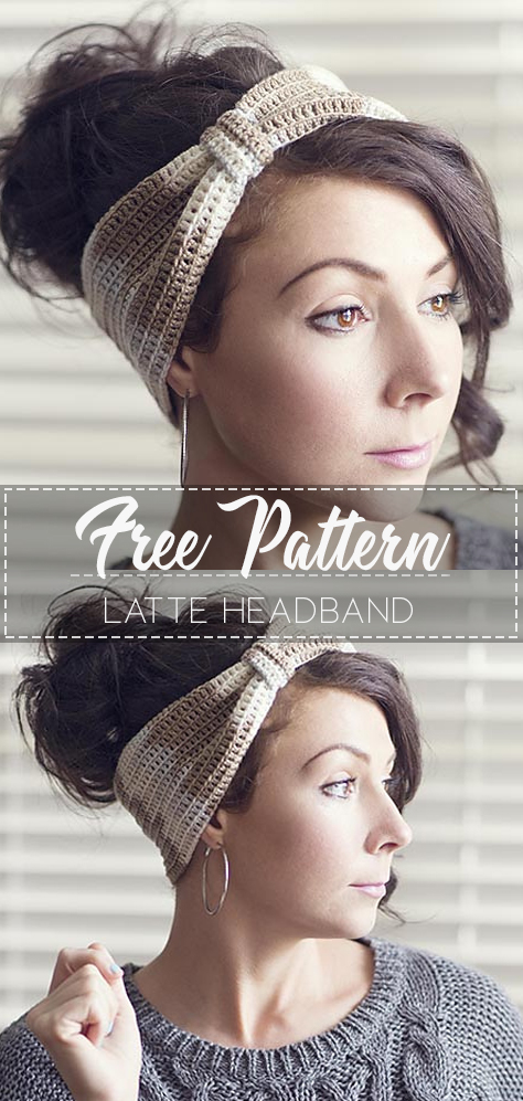 Newest Pic Crochet Headband pattern free Thoughts Be able to crochet a headband along with this fre