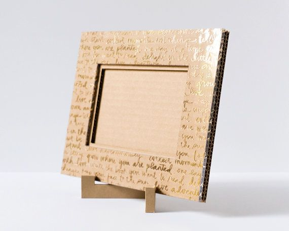 4x6 Picture Frame 4x6 Cardboard Picture Frame 4x6 Gold Text