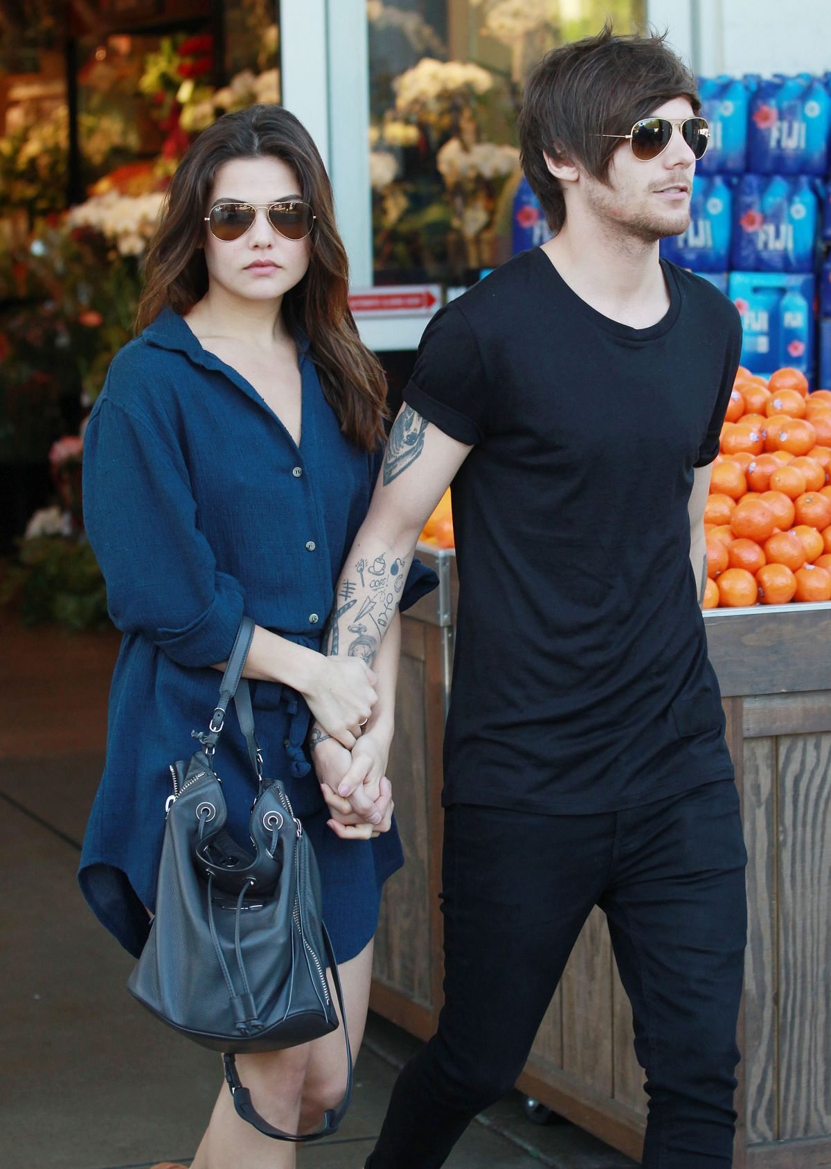 Is Dating Louis One Who Direction From