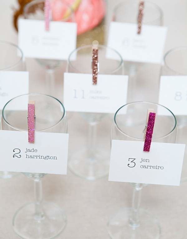 10 Easy DIY Place Cards You Can Make In A Day