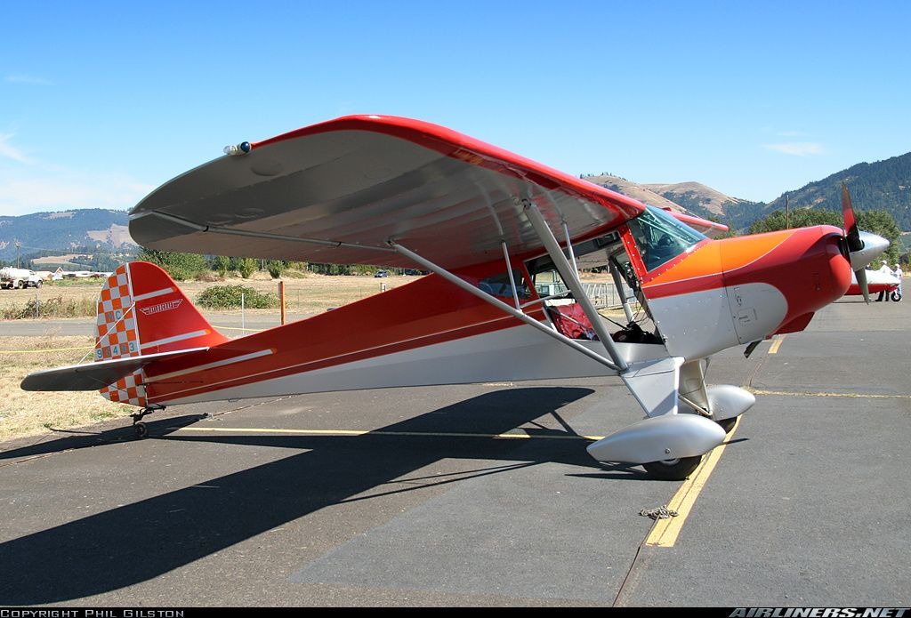 Nice But Not A Real Taylorcraft This Is A Home Built Aircraft Odd The N Number Is Invalid Aircraft Painting Aircraft Aviation