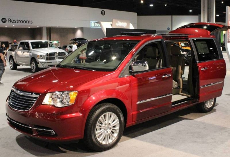 Chrysler Town Country 2012 Vehicles Country Car