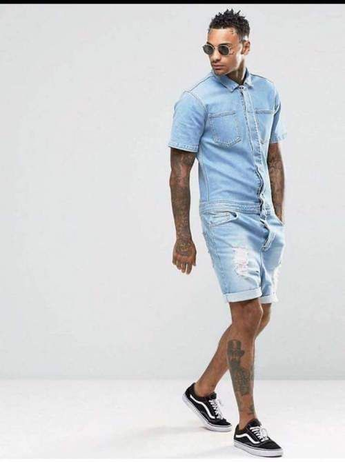 396f31686f3 Curlitalk  Trends for Him S S 2017  The Male Romper! DOPE or