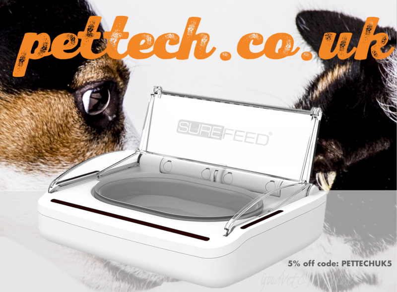 PetTech.co.uk Pet camera