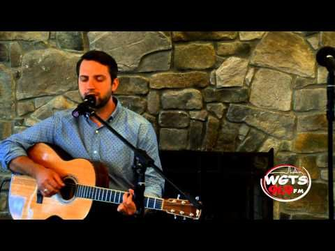"WGTS 91.9 - The Story Behind ""I'm Not Who I Was"" - Brandon Heath LIVE"