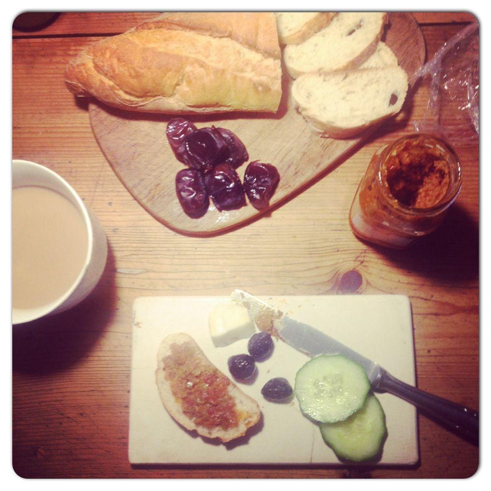 good breakfast..by Wesna Wilson