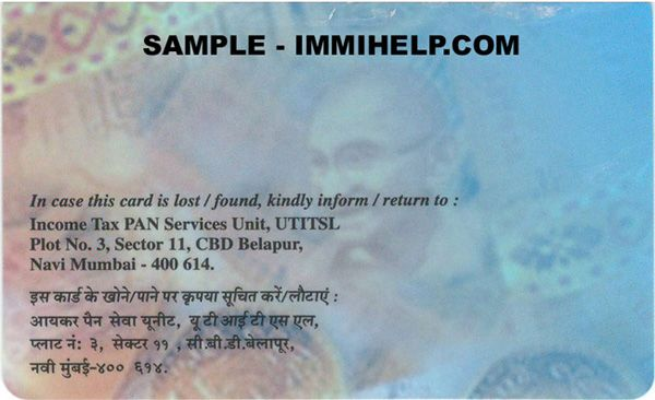 Sample Pan Card Permnanent Account Number Indiamake A New Pan Card For India Pancard Pan Indianpancard Pandoc Pancertificate Ca Cards Pan Got Quotes