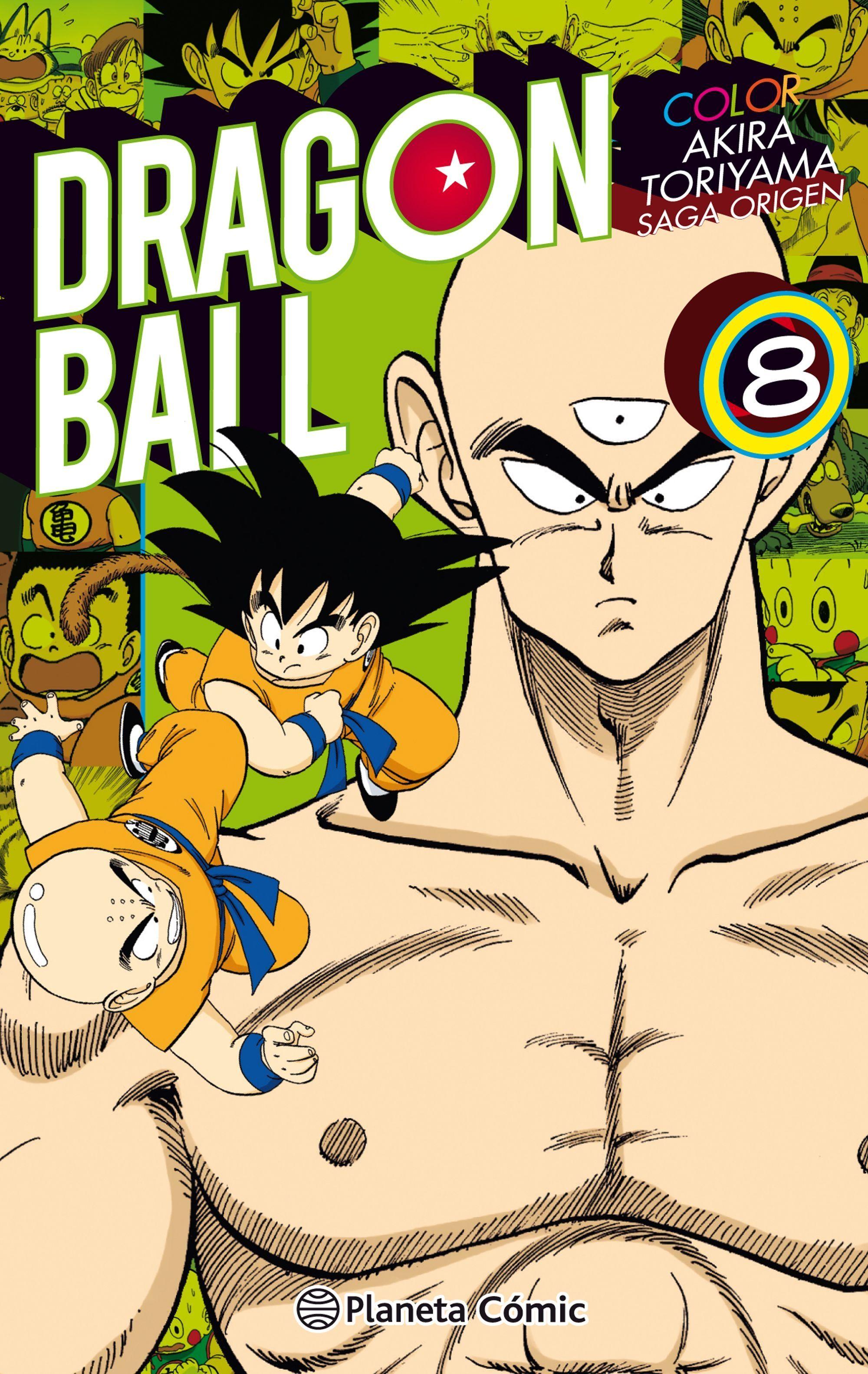 Dragon ball color | Manga | Pinterest | Traductor, Artes marciales y ...