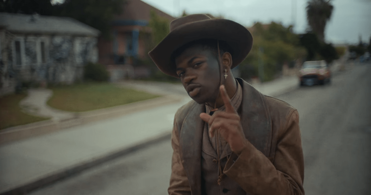 Saddle Up for 7, the Lil Nas X EP Old town, Olds, Riding