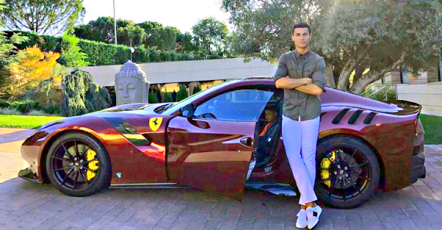 Cristiano Ronaldo New Car Cristiano Ronaldo's Ferrari F12 TDF | Cristiano  ronaldo, Cristiano ronaldo news, Ronaldo news