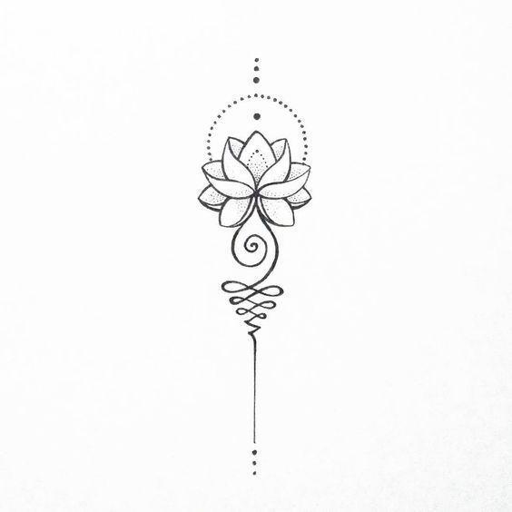 Small Tattoos Unalome Tattoos Unalometattoo